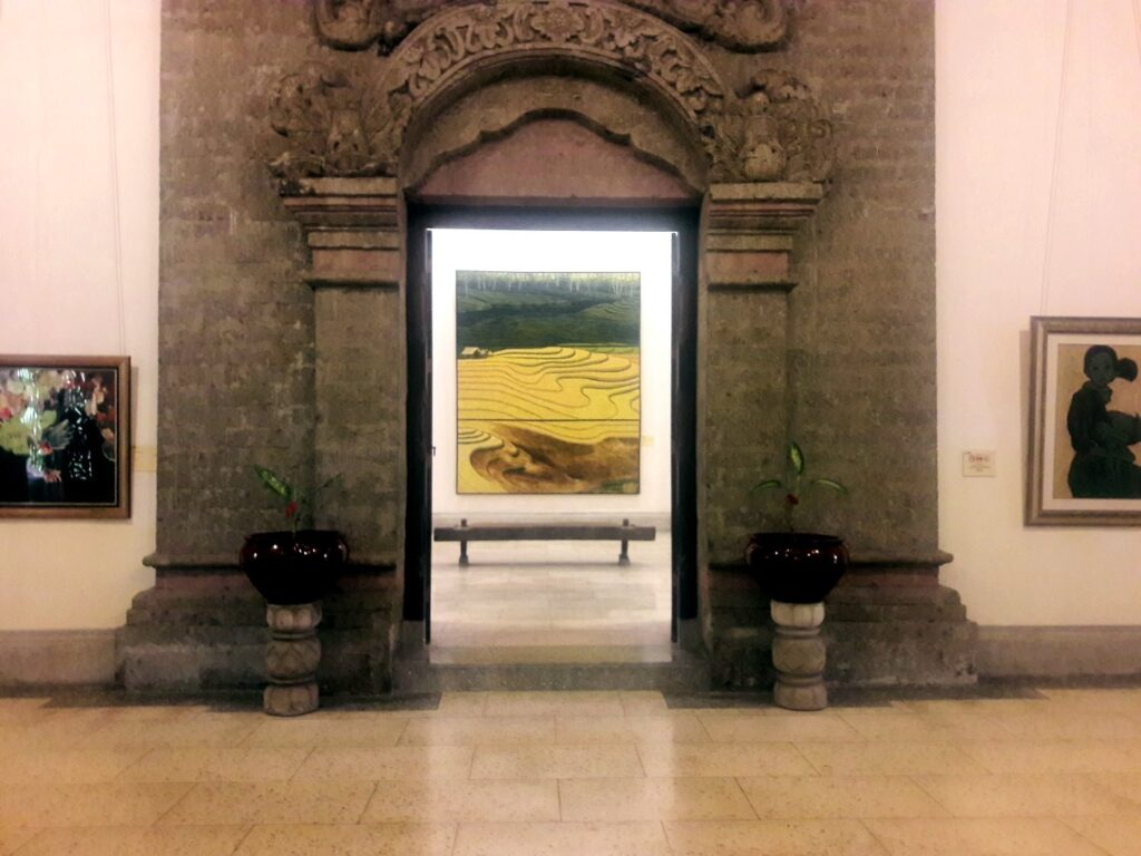 arma ubud bali muzeu arta contemporana