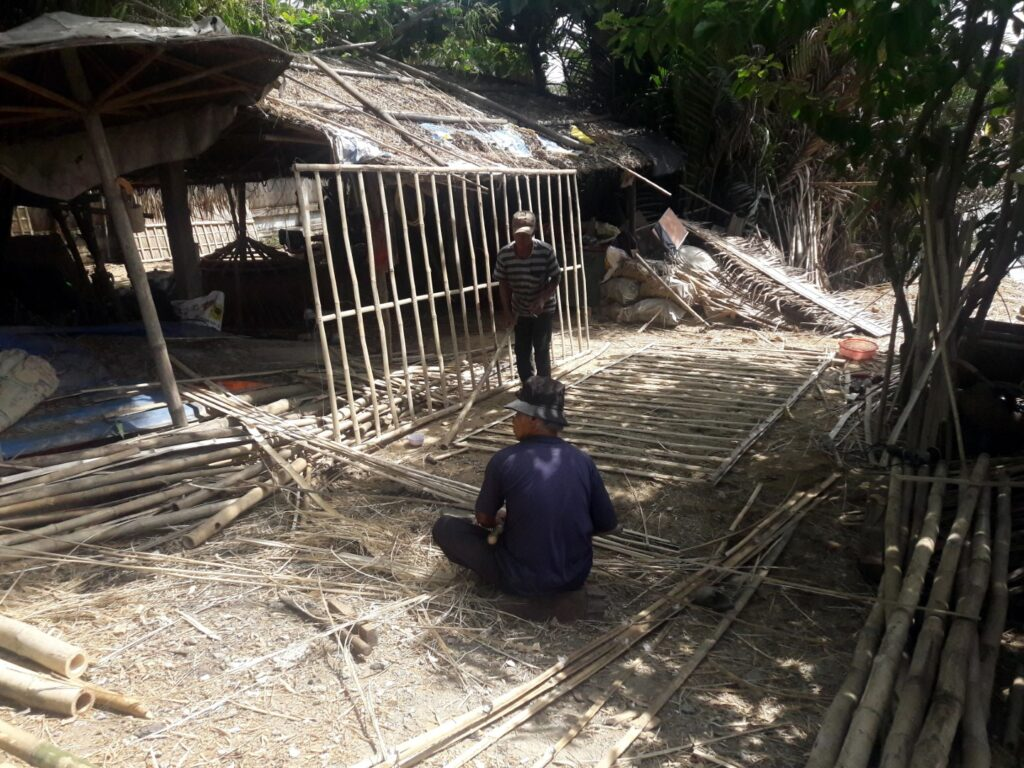 muncitori bambus hoi an