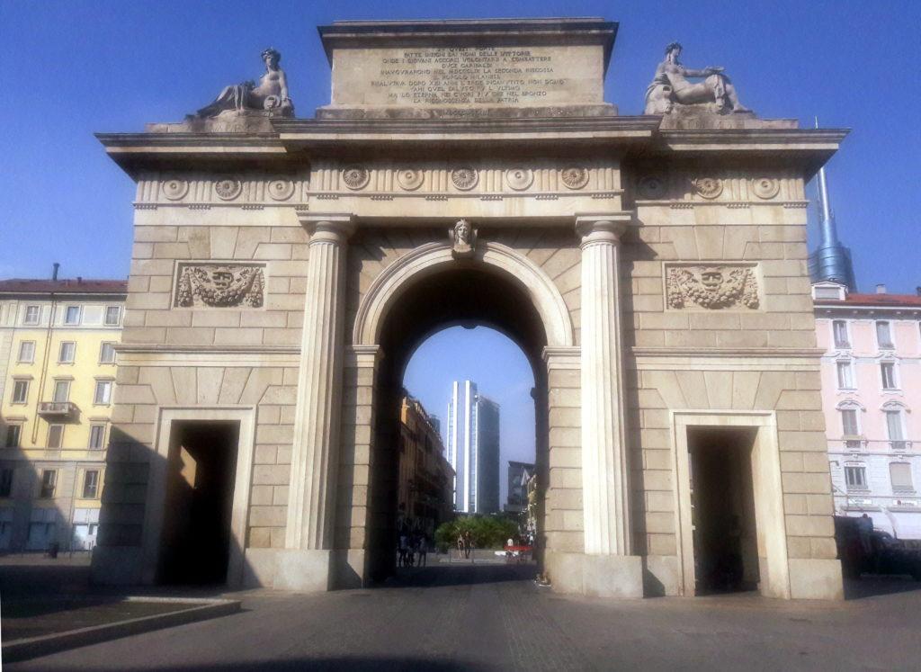 porta garibaldi milan