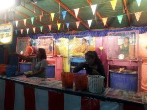 thailand fun samut prakan temple fair travel southeast asia