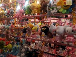 thailand fair samut prakan stuffed toys travel southeast asia