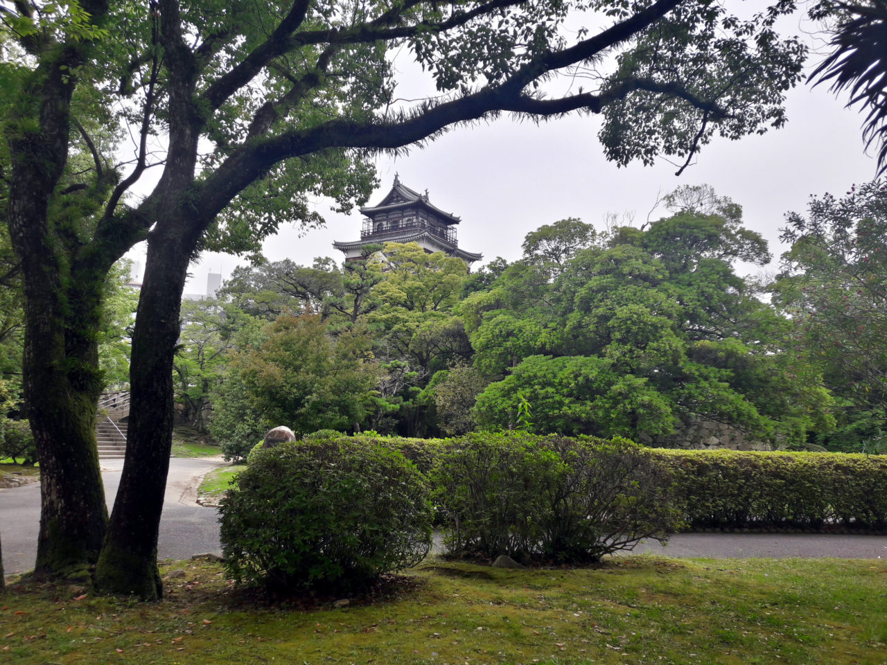 hiroshima castle japan museum