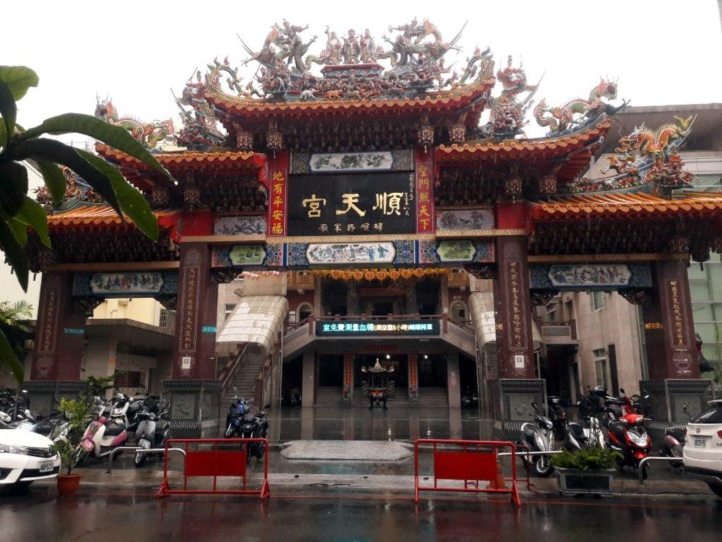 taichung taiwan templu