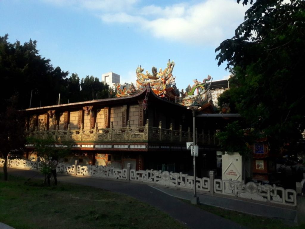 taichung taiwan temple