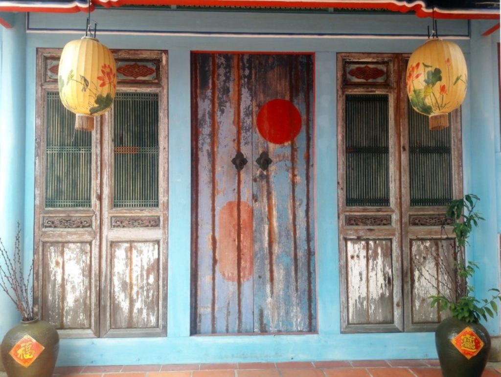 taichung taiwan wufeng lin family mansion