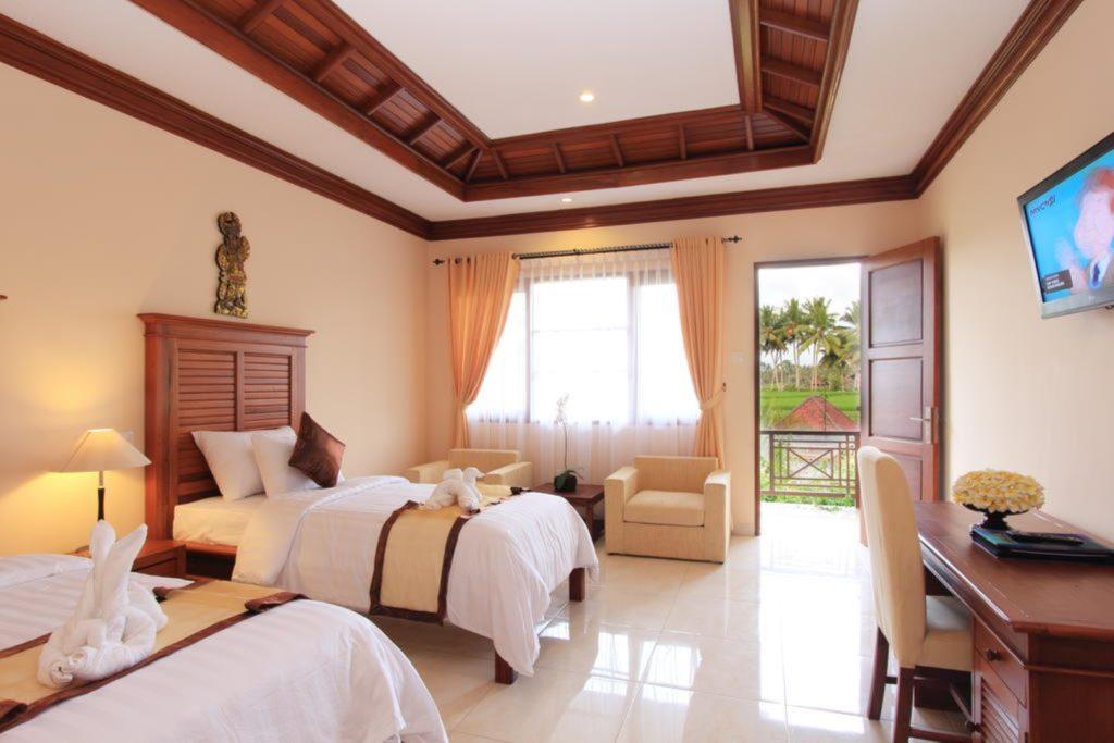 bhuwana ubud hotel cazare bali