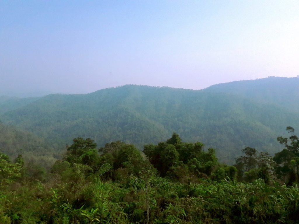 parcul national khao yai thailanda viewpoint