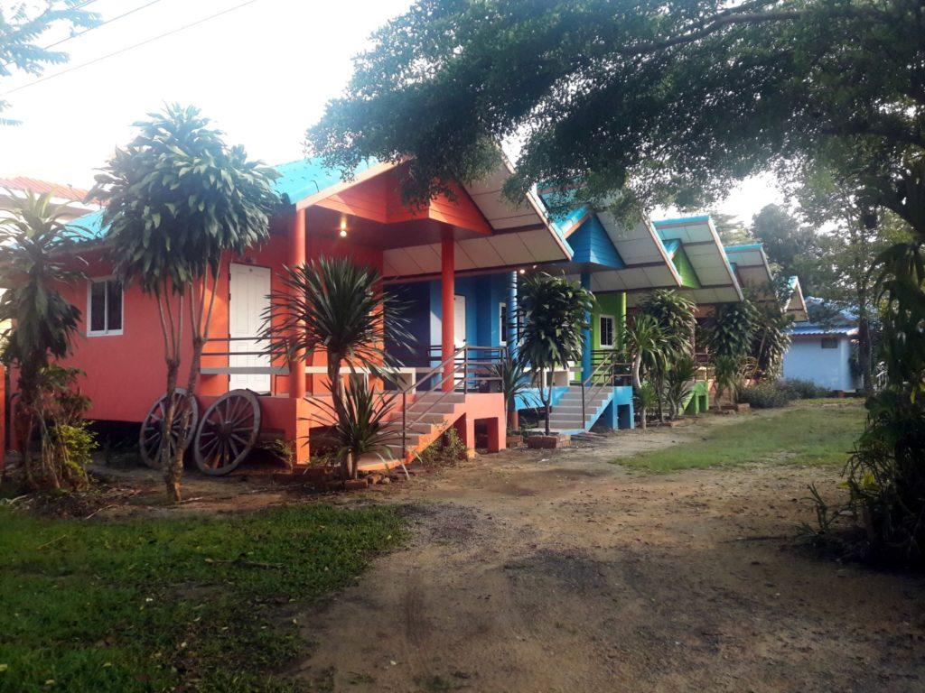 san khao yai guesthouse thailanda
