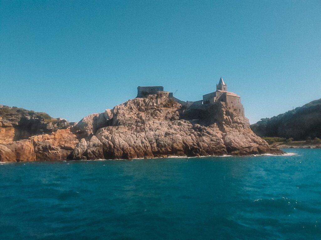 chiesa di san pietro portovenere
