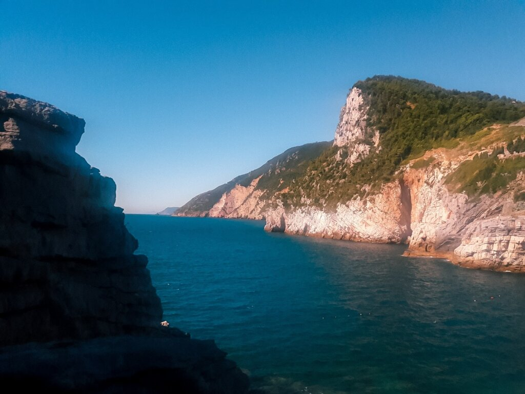 portovenere marea ligurica