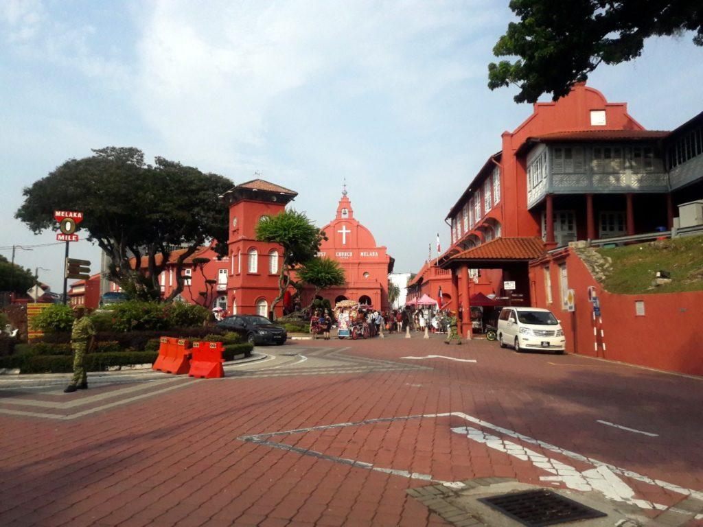 dutch square melaka malaysia