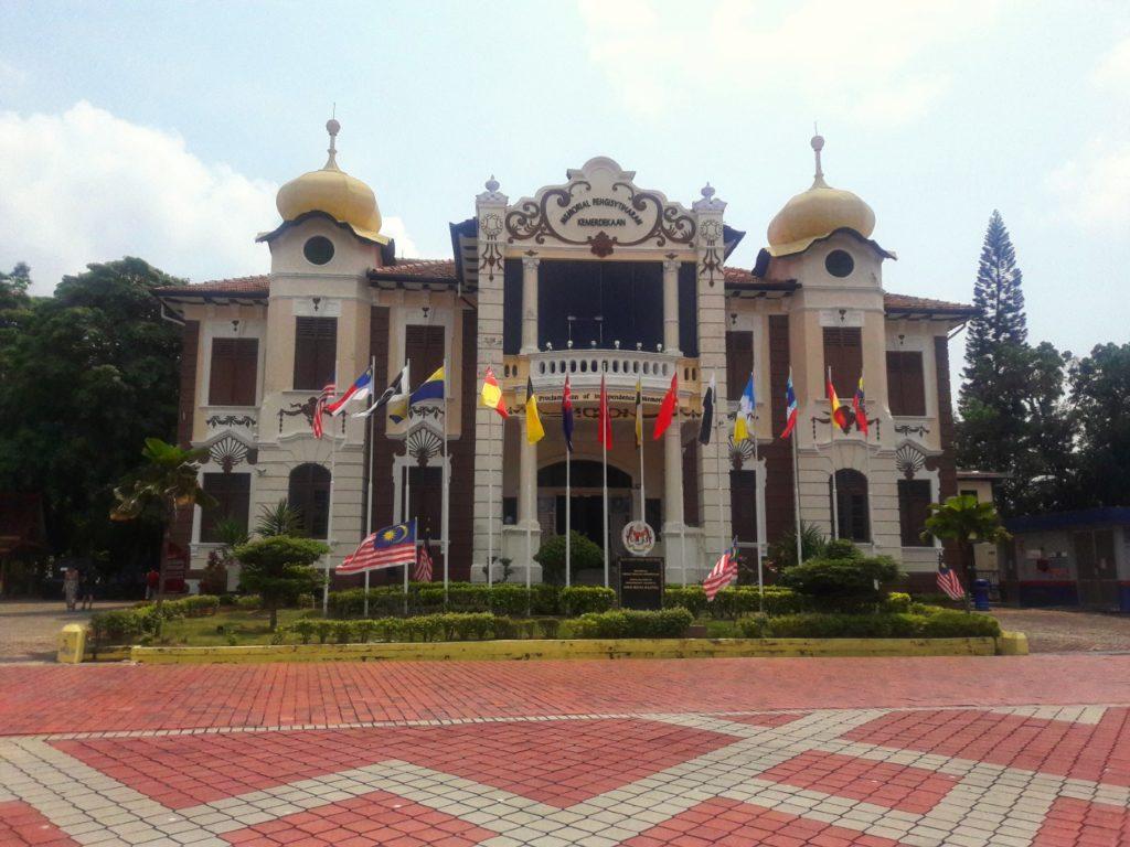 independence memorial melaka malaysia