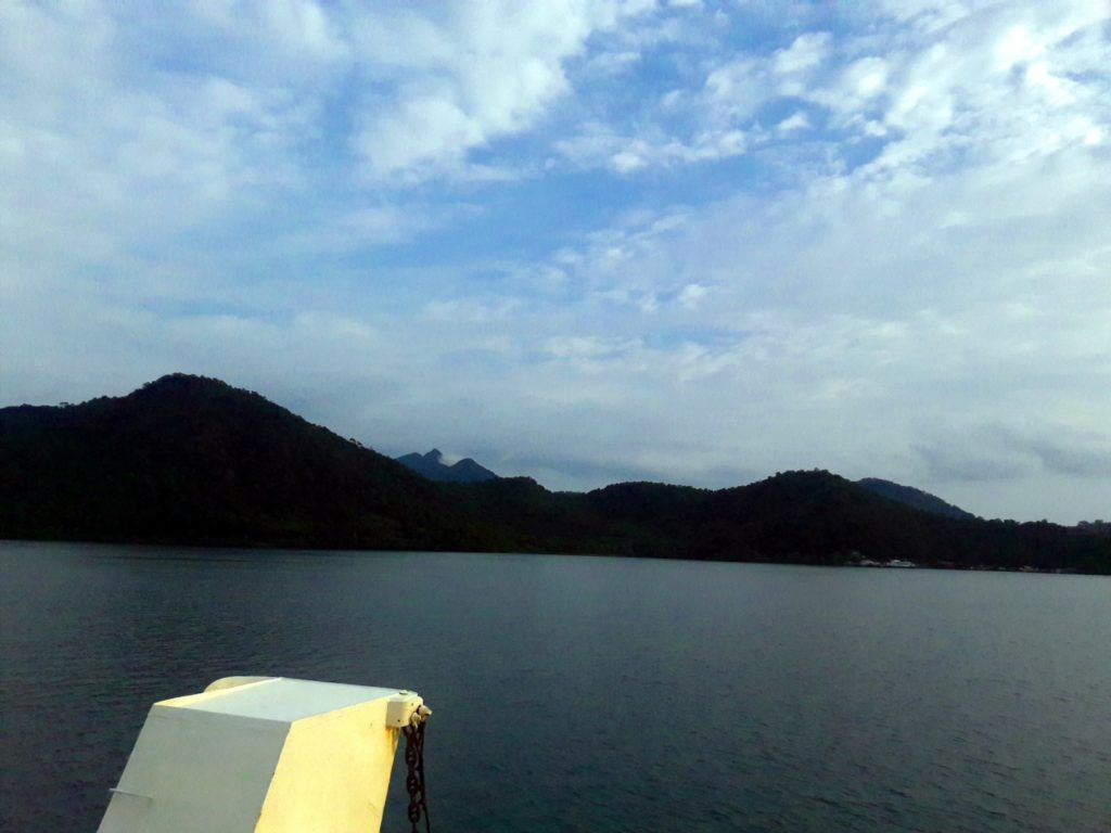 koh chang ferry view