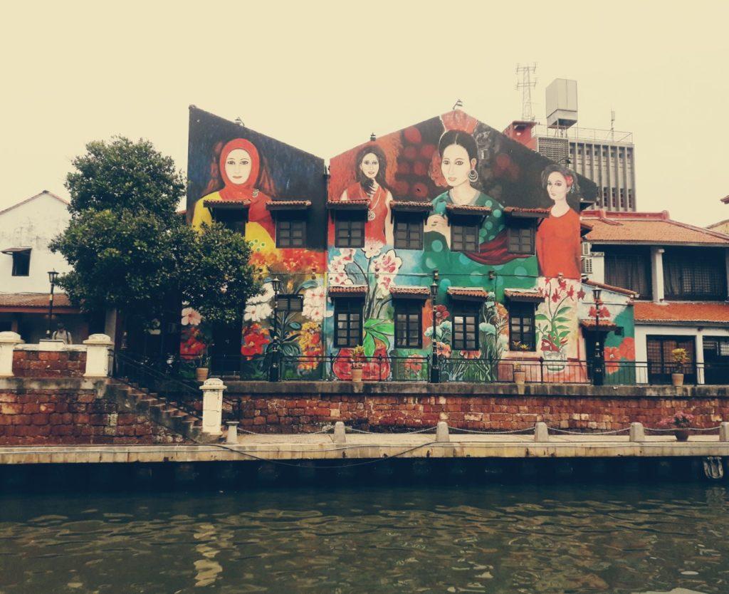 street art melaka malaysia