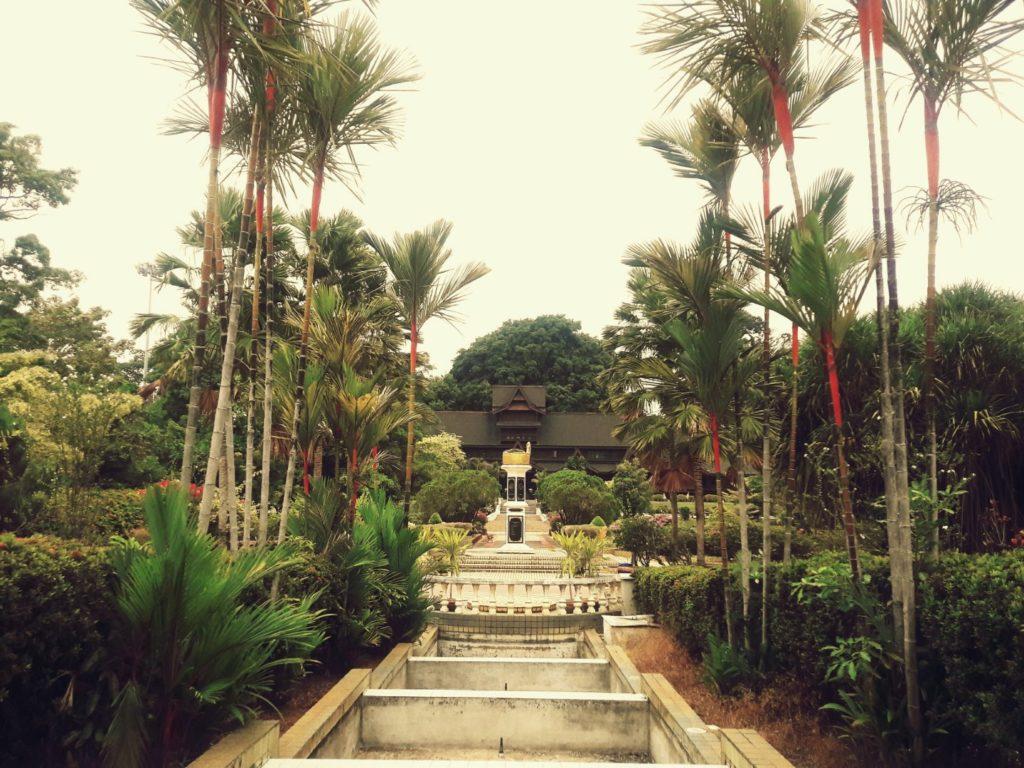 melaka sultanate museum malaysia