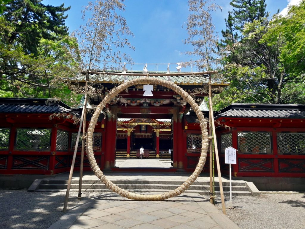 yanesen japonia nezu shrine