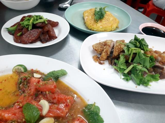 jay oh chula restaurant bangkok michelin