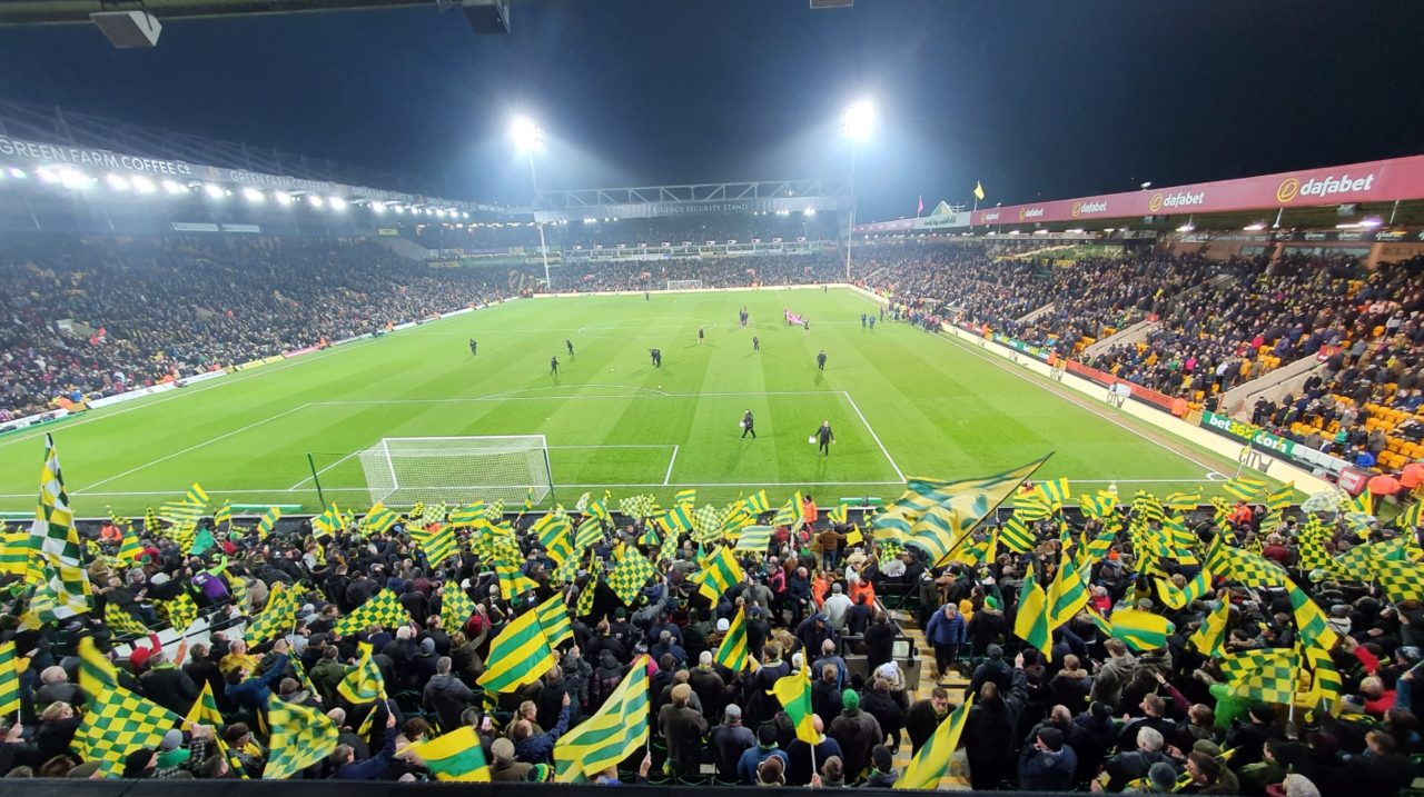 fotbal premier league norwich city crystal palace