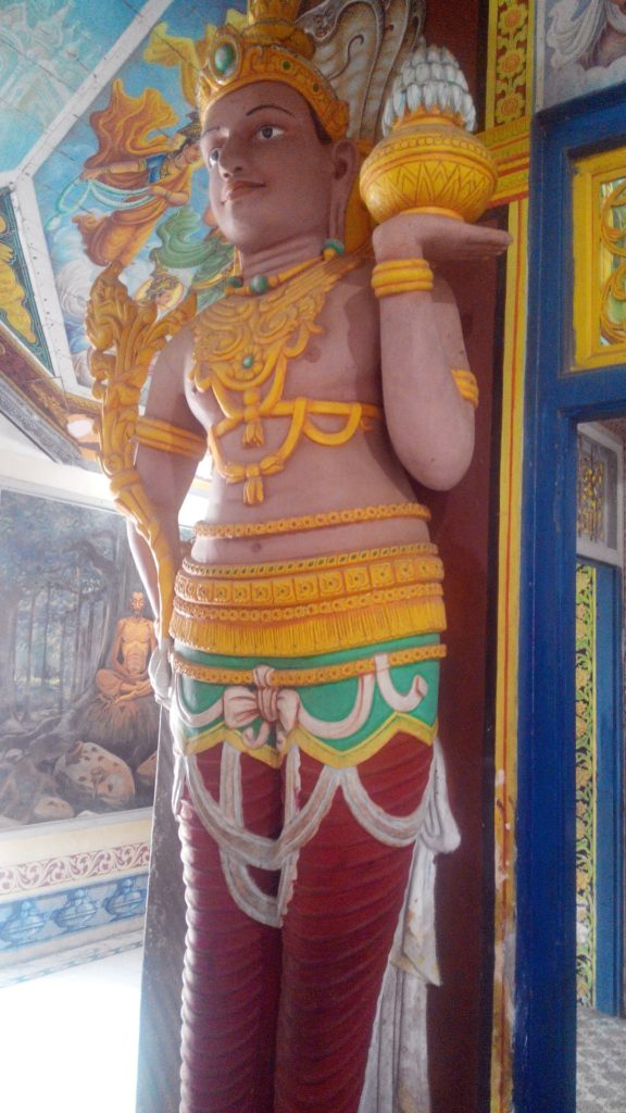 templul angurukaramulla detaliu