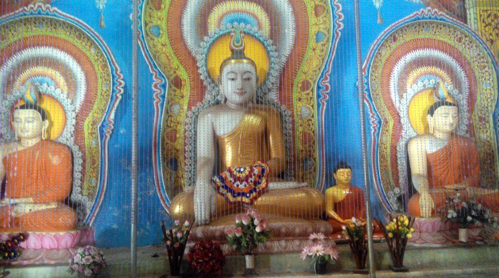 angurukaramulla templu sri lanka negombo