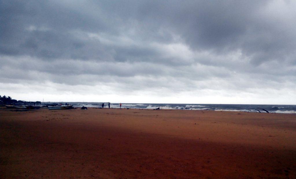 negombo sri lanka plaja innorat