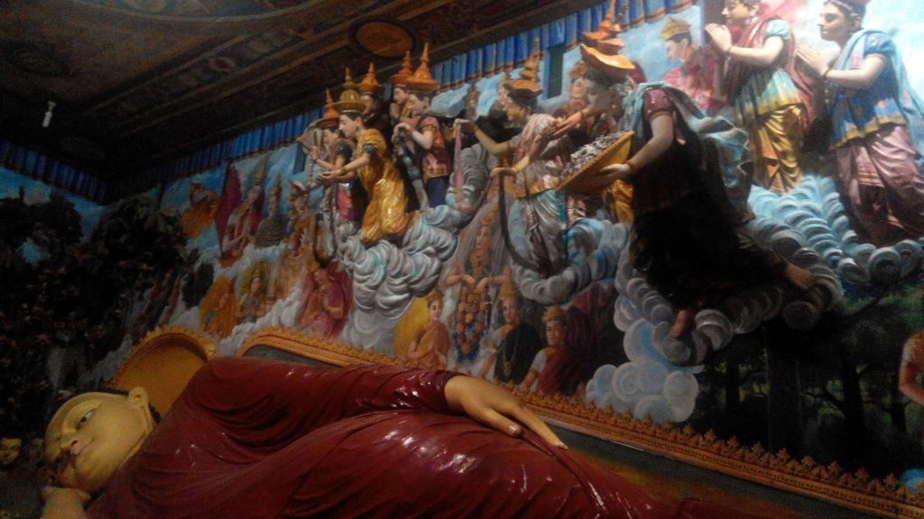 buddha angurukaramulla templu negombo sri lanka