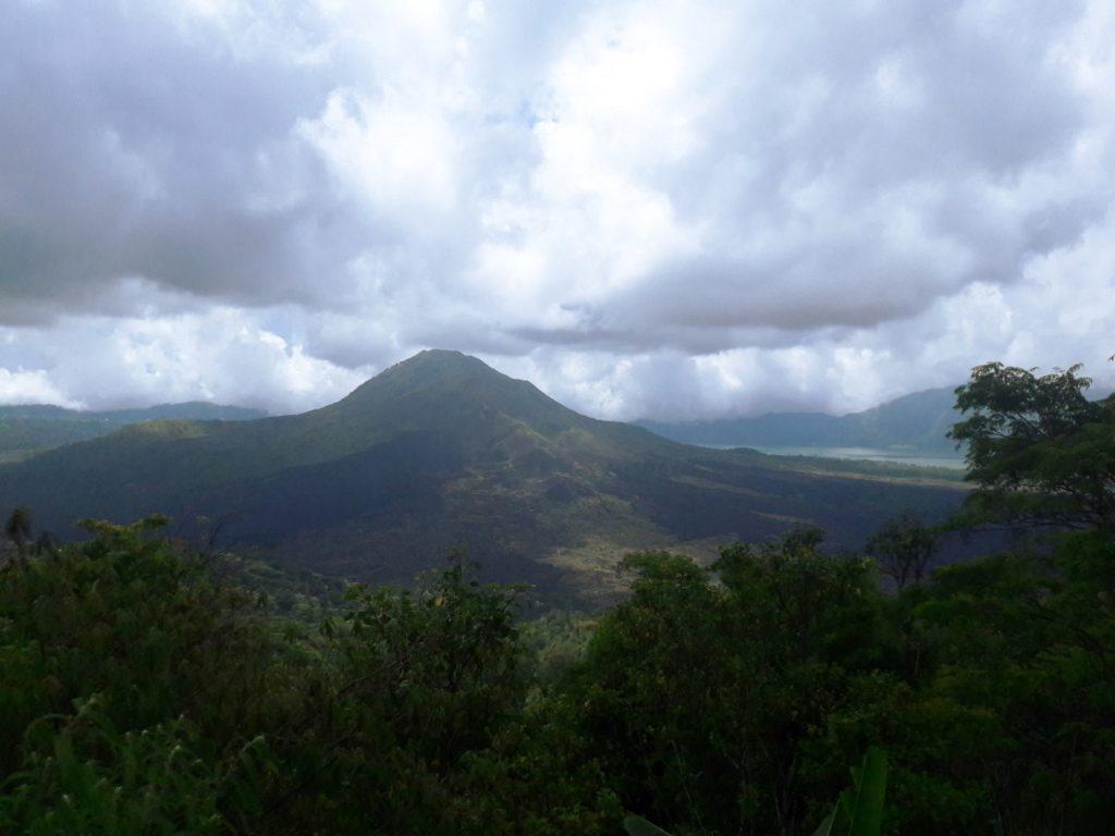 vulcanul batur