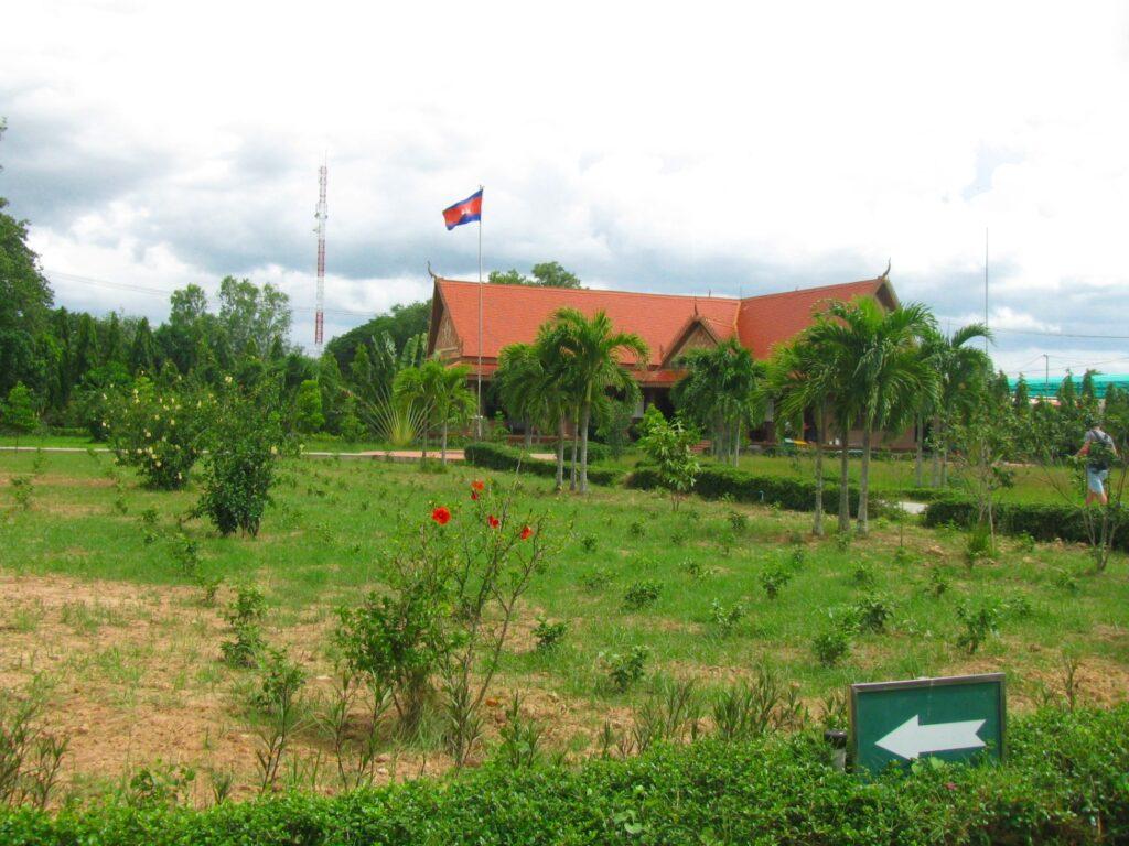muzeu killing fields phnom penh cambodgia