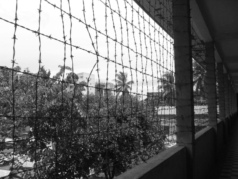 inchisoareas21 muzeul genocidului phnom penh cambodgia