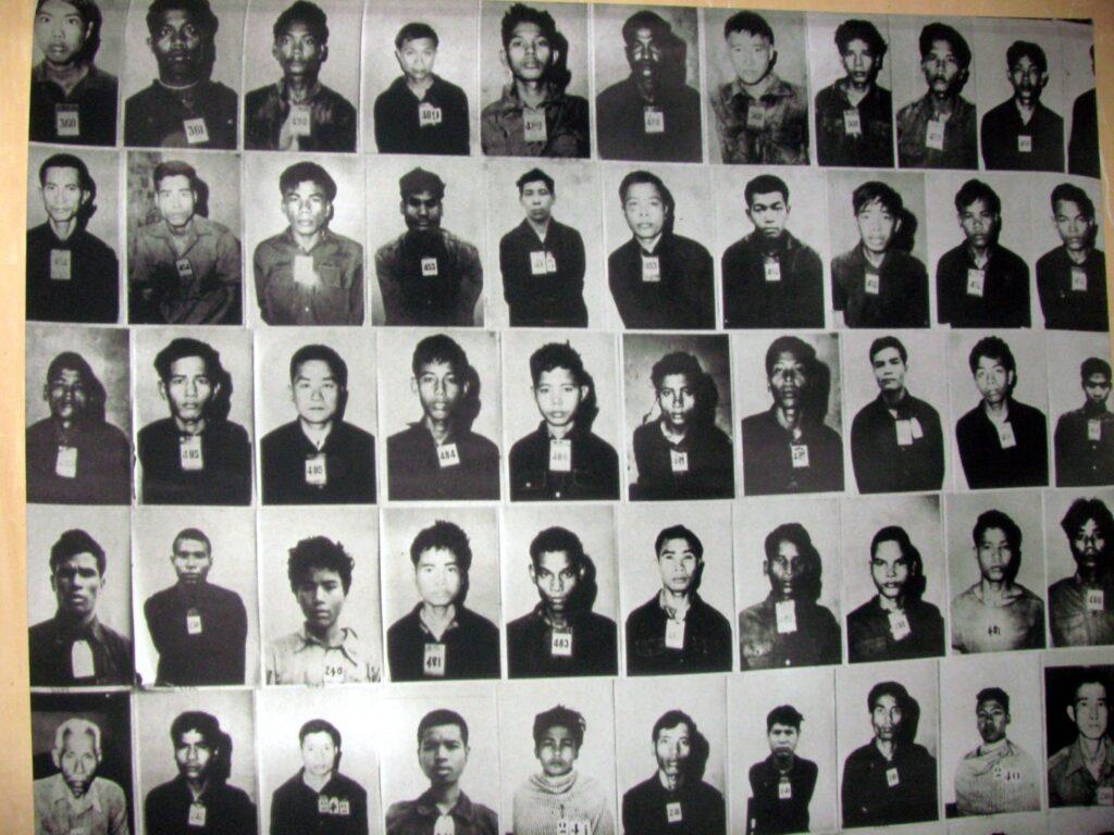 muzeul genocidului cambodgia