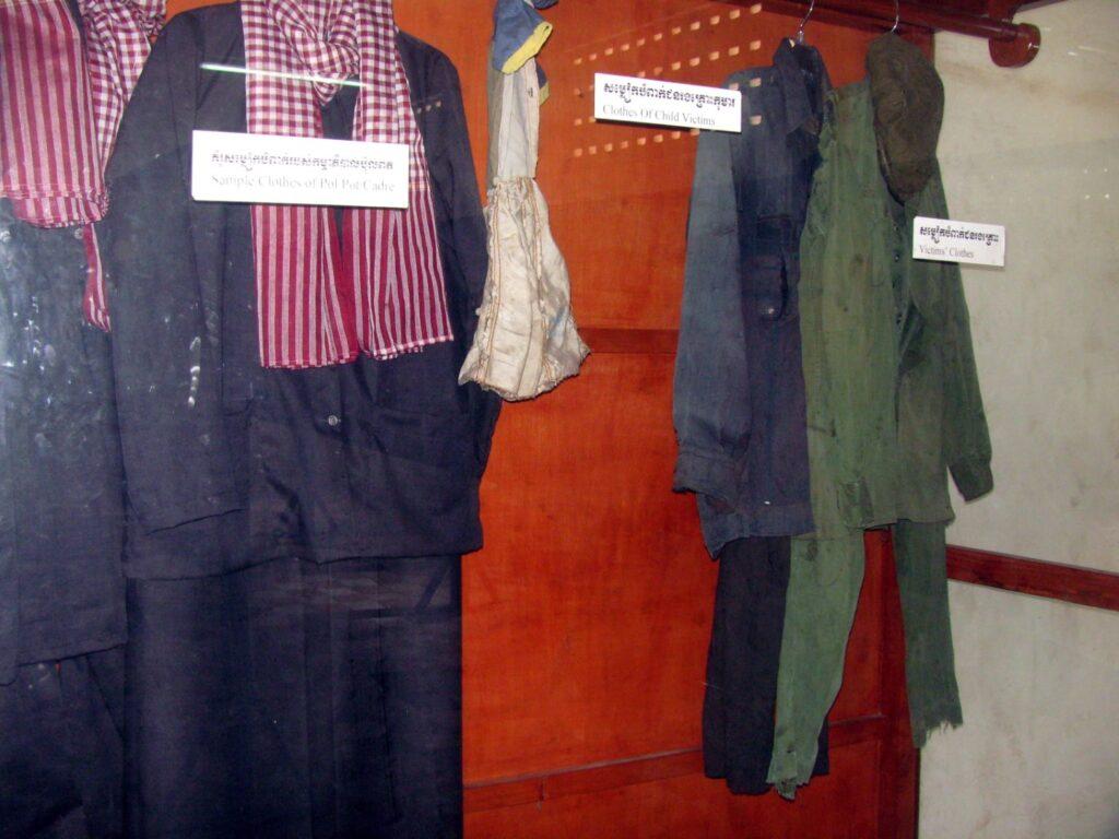 haine muzeul genocidului phnom penh cambodgia