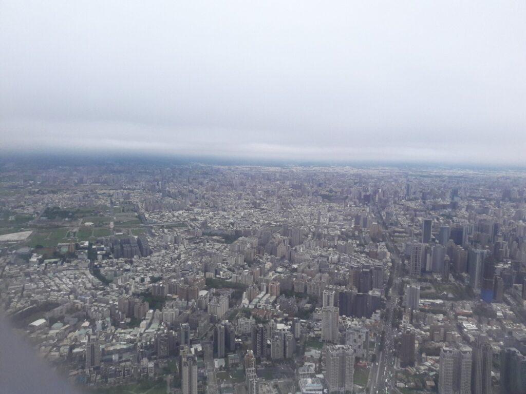 taichung taiwan avion
